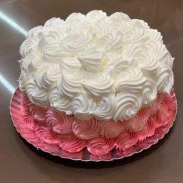 TARTA SMASH CAKE  ROSA