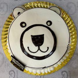 Tarta oso polar
