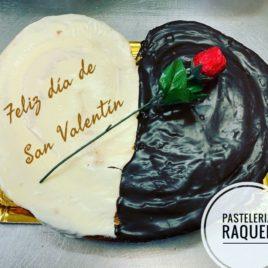 Palmera de San Valentín de 8 raciones