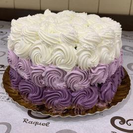 TARTA SMASH CAKE  MORADA